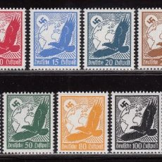 Sellos: ALEMANIA IMPERIO, 1934 YVERT Nº 43 / 53 / ** / . Lote 104287171