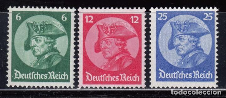 ALEMANIA IMPERIO, 1933 YVERT Nº 467 / 469 / ** / (Sellos - Extranjero - Europa - Alemania)