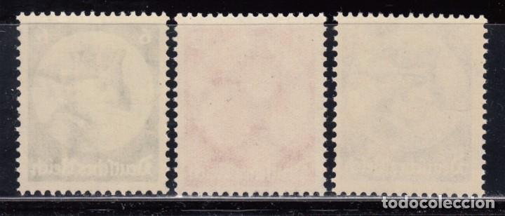 Sellos: ALEMANIA IMPERIO, 1933 YVERT Nº 467 / 469 / ** / - Foto 2 - 104292951