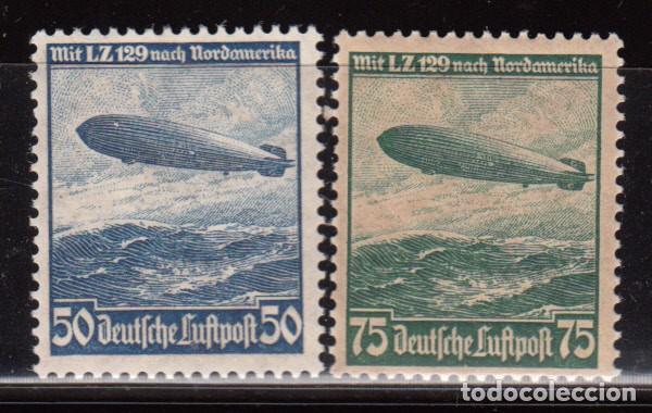 ALEMANIA IMPERIO, 1936 YVERT Nº 54 / ** / (Sellos - Extranjero - Europa - Alemania)