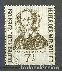 YT 98 ALEMANIA 1955 (Sellos - Extranjero - Europa - Alemania)