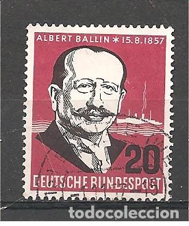 YT 138 ALEMANIA 1957 (Sellos - Extranjero - Europa - Alemania)