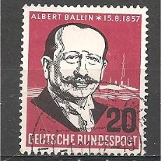 Sellos - YT 138 Alemania 1957 - 107047503