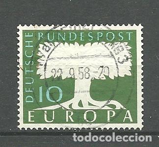 YT 140 ALEMANIA 1957 (Sellos - Extranjero - Europa - Alemania)