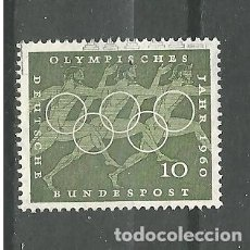 Briefmarken - YT 206 Alemania 1960 - 116772854