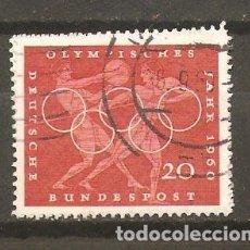 Briefmarken - YT 207 Alemania 1960 - 116771976