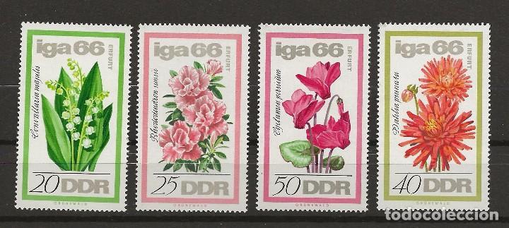 R45/ DDR ( ALEMANIA DEMOCRATICA REPUBLICA) MICHEL 1189/92, MNH **, 1968 (Sellos - Extranjero - Europa - Alemania)