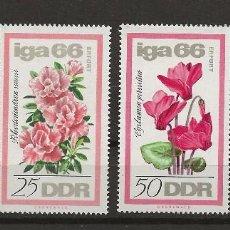 Sellos: R45/ DDR ( ALEMANIA DEMOCRATICA REPUBLICA) MICHEL 1189/92, MNH **, 1968. Lote 107340195