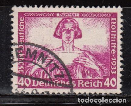 ALEMANIA IMPERIO , 1933 YVERT Nº 477 (Sellos - Extranjero - Europa - Alemania)
