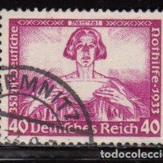 Sellos: ALEMANIA IMPERIO , 1933 YVERT Nº 477. Lote 111299495