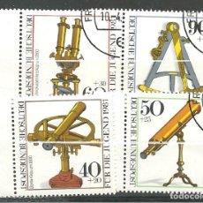 Sellos - YT 922-25 Alemania 1981 - 147315008