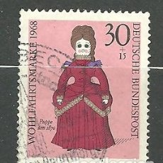 Sellos: YT 438 ALEMANIA 1968. Lote 183865598