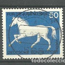 Sellos: YT 444 ALEMANIA 1969 . Lote 112164239