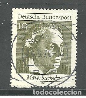 YT 461 ALEMANIA 1969 (Sellos - Extranjero - Europa - Alemania)