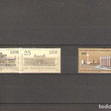 Sellos: LOTE DE SELLOS ALEMANIA DDR SIN USAR SERIES COMPLETAS EN NUEVO 068. Lote 113859995