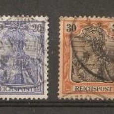 Sellos: ALEMANIA IMPERIO.1900. GERMANIA .REICHPOST.. Lote 115295131