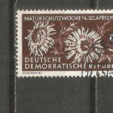 Francobolli: ALEMANIA DEMOCRATICA DDR SELLO YVERT NUM. 286 USADO. Lote 115841227