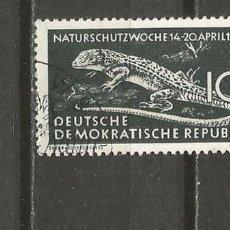 Francobolli: ALEMANIA DEMOCRATICA DDR SELLO YVERT NUM. 287 USADO. Lote 115841515