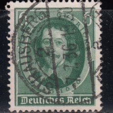 Sellos: ALEMANIA IMPERIO, 1936 YVERT Nº 564. Lote 123826075