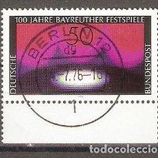 Briefmarken - ALEMANIA FEDERAL.1976. YT 745. MI 896 - 126107159