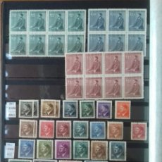 Sellos: COLECCION DE SELLOS PROTECTORADOS DE BOHEMIA Y MORAVIA 1939 A 1945 - TERCER REICH ORIGINAL. Lote 128486435