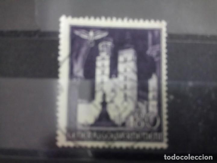 ALEMANIA, OC POLONIA, GOBIERNO GENERAL, SELLO DE 1940,IGLESIA DE SANTA MARIA EN CRACOVIA, MICHEL N 5 (Sellos - Extranjero - Europa - Alemania)
