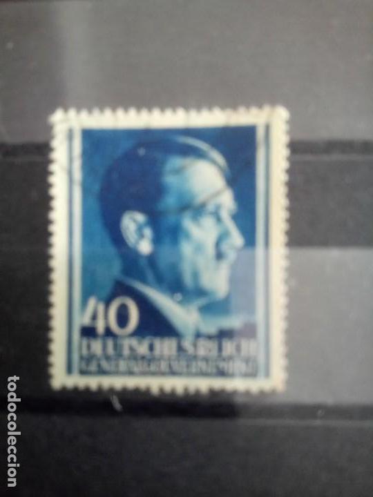 ALEMANIA, OC POLONIA, GOBIERNO GENERAL, SELLO DE 1941, MICHEL N 80 (Sellos - Extranjero - Europa - Alemania)