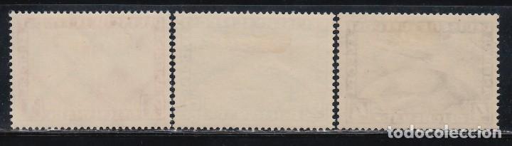 Sellos: ALEMANIA IMPERIO, 1928-1931 YVERT Nº 35 / 37 /*/ - Foto 2 - 130623174