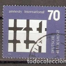 Sellos: ALEMANIA FEDERAL.1974. MI, Nº 814. Lote 131098224