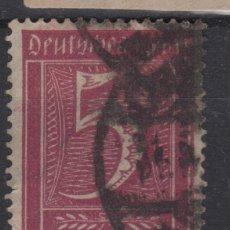 Sellos: 1921-1923 WEIMARER REPUBLIK DEUTSCHLAND - REPUBLICA DE WEIMAR ALEMANIA IMPERIAL. Lote 132938342