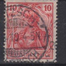 Sellos: 1920 ALEMANIA IMPERIAL YT 84 (º) USADO. Lote 132941434