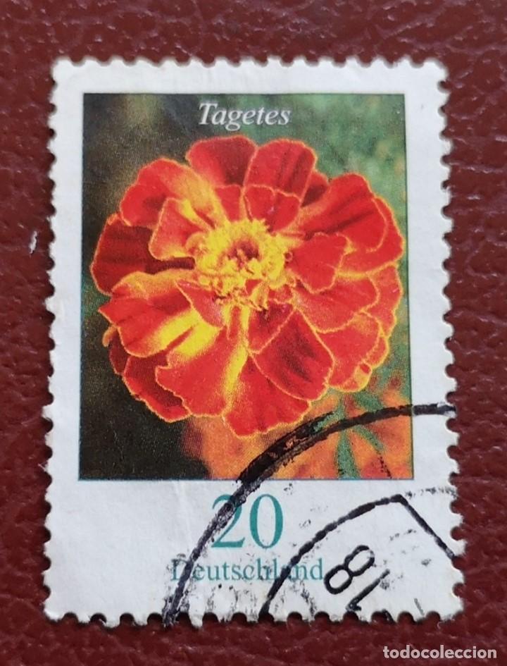 ALEMANIA 2005. FLORES, TAGETES (Sellos - Extranjero - Europa - Alemania)