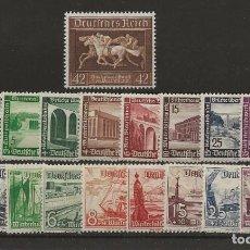 Sellos: R14/ ALEMANIA IMPERIO, MUY BONITAS SERIES, CATALOGO 47,00€, NUEVOS *. Lote 135145438