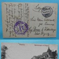 Sellos: FILATELIA - PRIMERA GUERRA MUNDIAL - ALEMANIA - FELDPOST CORREO DE CAMPAÑA - 20-8-1915 - VER MARCAS . Lote 135813038