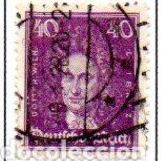 Francobolli: ALEMANIA.- SELLO DEL AÑO 1926-27.- EN USADO. Lote 139526442