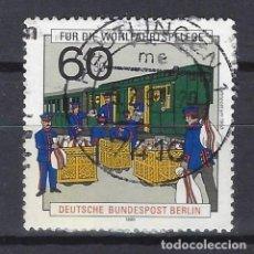 Sellos: ALEMANIA / BERLÍN 1990 - SELLO USADO. Lote 140316674
