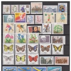 Sellos: GERMANY 1991 - COMPLETE YEAR MNH **. Lote 140416986