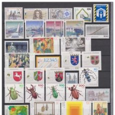 Sellos: GERMANY 1993 - COMPLETE YEAR MNH **. Lote 140417146