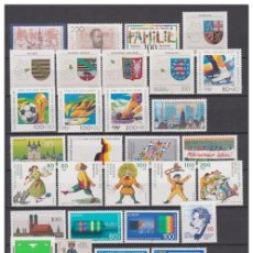 Sellos: GERMANY 1994 - COMPLETE YEAR MNH **. Lote 140417202