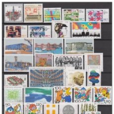 Sellos: GERMANY 1998 - COMPLETE YEAR MNH **. Lote 140417474