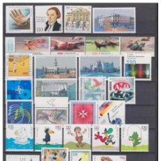Sellos: GERMANY 1999 - COMPLETE YEAR MNH **. Lote 140417514