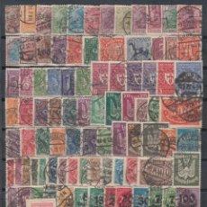 Sellos: ALEMANIA IMPERIO, 1920 - 1923 LOTE DE SELLOS USADOS. Lote 142823170