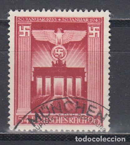 ALEMANIA IMPERIO, 1943 YVERT Nº 761 (Sellos - Extranjero - Europa - Alemania)