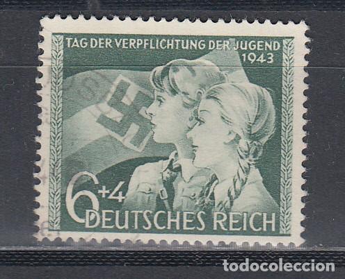ALEMANIA IMPERIO, 1943 YVERT Nº 760 (Sellos - Extranjero - Europa - Alemania)