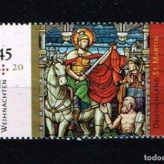 Sellos: SELLO ALEMANIA 2011 - ST.MARTIN. Lote 143613094