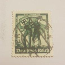 Sellos: SELLO ALEMANIA NAZI TERCER REICH, ESVASTICA.. Lote 143851390