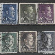 Sellos: HISTORIA POSTAL ALEMANA ALEMANIA II SEGUNDA GUERRA MUNDIAL III REICH ALEMÁN OCUPACIÓN EN POLONIA. Lote 234818360