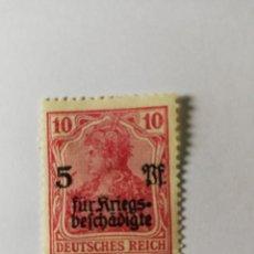 Francobolli: IMPERIO AÑO 1919 . Lote 146003818