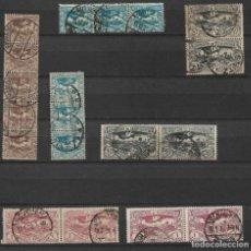 Sellos: DT. ABSTIMMUNGSGEBIETE 1920 LOTE USADOS. - 10/11. Lote 147097686
