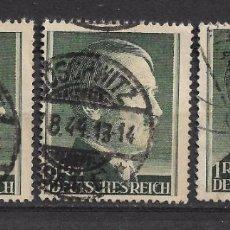 Sellos: ALEMANIA REICH 1942 Nº 799 VANDERSANDEN. - 10/9. Lote 147390550